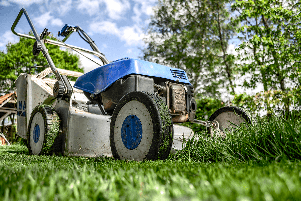 Residential Lawn Care Mowing